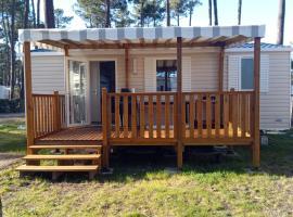 MOBIL HOME DUNES DE CONTIS, campground in Saint-Julien-en-Born