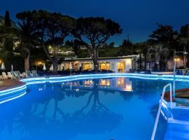 Hotel Terme Park Imperial, отель в Искье