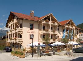 Hotel Drei Mohren, hôtel à Garmisch-Partenkirchen
