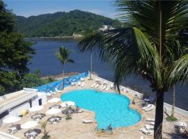 Ilha Porchat Hotel, hotel in São Vicente