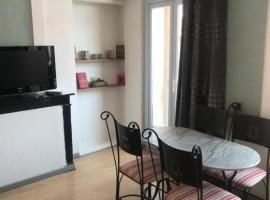 Appartement bien équipé à 200 m du Castillet, hotel in Perpignan