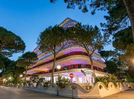 Boutique Hotel Paradiso, отель в городе Милано-Мариттима