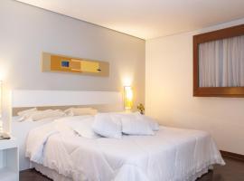 Bristol Brasil 500 Hotel, hotel near Novo Batel Mall, Curitiba