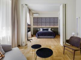 Anaktora Luxury Serviced Apartments at Kolonaki, luxury hotel in Athens