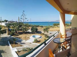 House of Light, family hotel in Sitia
