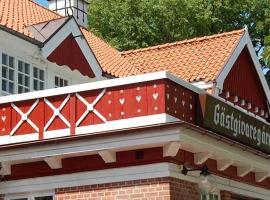 Röstånga Gästgivargård, hotel near Soderasens National Park – Southern Entrance, Röstånga
