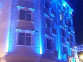 Hotel Dunay, hotel in Istanbul