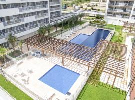 Blend Hplus Long Stay, serviced apartment in Brasilia
