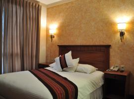 Qantu Hotel, hotel a La Paz