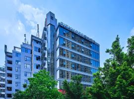 CityNote Hotel China Plaza Guangzhou, hotel near Overseas Chinese Village, Guangzhou