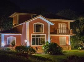 Pousada Quinta dos Pássaros, pet-friendly hotel in Itaipava
