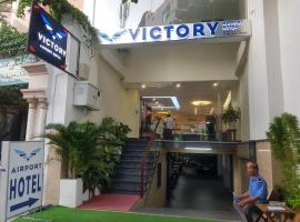Victory Airport Hotel, hotel in Tan Binh, Ho Chi Minh City