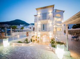 Odysseus Hotel, hotel a Città di Lipari