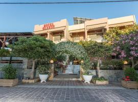 Glaros Hotel, hotel near Elafonissi Beach, Palaiochóra