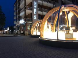 Hotel K2, hotel a Sauze d'Oulx