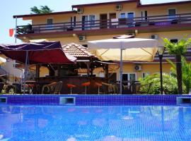 Отель Ponto, отель в Кобулети