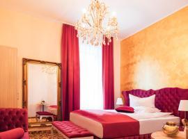 Hotel Hamburger Perle – hotel w pobliżu miejsca Muzeum Miniatur Wunderland w mieście Hamburg