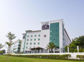 Premier Inn Dubai International Airport, hotel v Dubaji