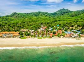 Beachfront Villa 2 Bedrooms with Private Pool, villa in Ko Lanta