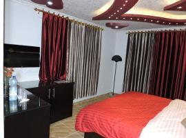 Valentine Inn Luxury, hotel in Wadi Musa