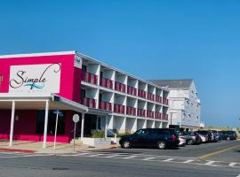 Simple Life Motel, hotel in Ocean City