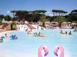 Park Albatros Village, resort village in San Vincenzo