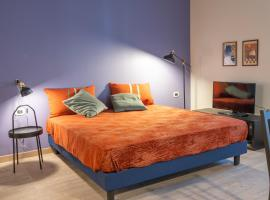 Casa Diverio, serviced apartment in Stresa