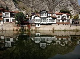 Grand Pasha Otel, отель типа «постель и завтрак» в городе Амасья