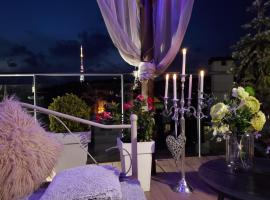 Apart-terrace on Baker Street, hotel near Lviv Palace of Justice, Lviv
