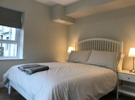 Bush House Accommodation - The Courthouse Apartment, hotel in Bushmills
