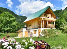Mountain Lodge Mont Peace, lodge in Kolašin