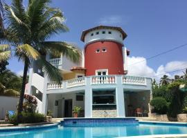 El Mirador Residencial, hotel in Cabrera