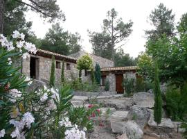 La Quinta de los Enebrales, hotel en El Hoyo de Pinares