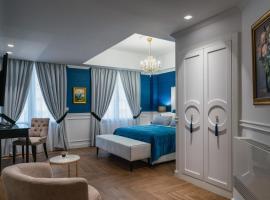 Evripidou Suites, hotel near Syntagma Metro Station, Athens