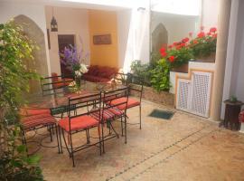 Dar Mimouna, hotel en Asilah