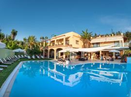 Hawaii Accommodation Pelekas, hôtel avec piscine à Pelekas