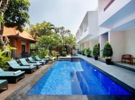 Nesa Sanur Bali, отель в Сануре