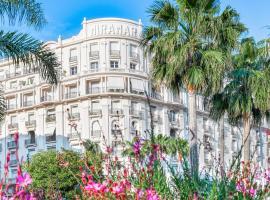 Palais Miramar Imperial Grande Terrasse, hotel near Casino Cannes Le Palm Beach, Cannes