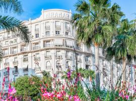 Palais Miramar Imperial Grande Terrasse, hotel near La Malmaison Art Center, Cannes