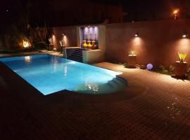 La Villa HANIA, villa in Marrakesh