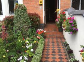 Twelfth Night Guesthouse, hotel near Royal Shakespeare Company, Stratford-upon-Avon