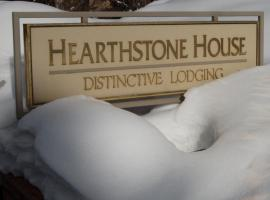 Hearthstone House Aspen, hotel in Aspen