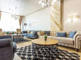City Avenue Hotel by HMG, hotel in Sofia