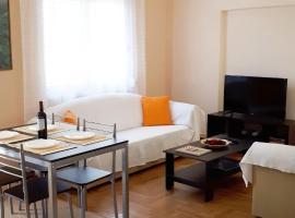 Stylish apartment near Katechaki, hotel in Athens