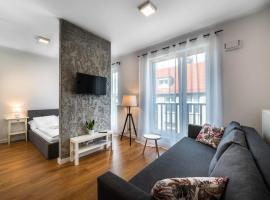 Apartament przy Bulwarach, apartment in Szczecin