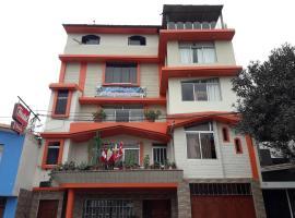 Hostal Turístico El Cajamarquez, hotel near Jorge Chavez International Airport - LIM,