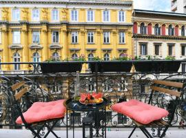 Vitopolis 1&2, hotel near The Maritime and History Museum of the Croatian Littoral, Rijeka