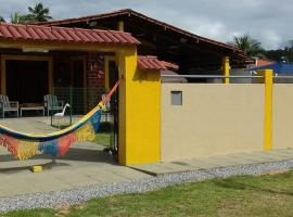 Casa de Praia Veraneio, holiday home in Maceió