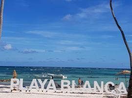 Villa Bonita, hotel i nærheden af Punta Cana Internationale Lufthavn - PUJ,