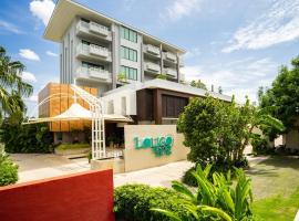 Loligo Resort Hua Hin, отель в Хуахине, рядом находится Рынок Цикада